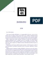 (eBook - Agni Yoga - ITA) - M. Morya - Infinito Vol. 1