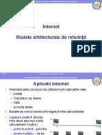 Modele de Referinta in Protocoale de Comunicatie