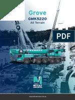 Grove GMK 5220