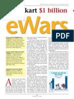 Cover Story on E-com - Business India