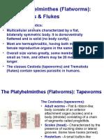 Parasitology - Cestodes