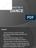 Chapter 8 Dance