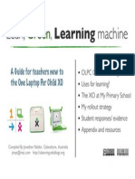 OLPC XO in the classroom Teacher's Guide