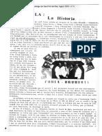 COBLA MARESME (Sant Pol de Mar)_Petita Història de 1928 a 1958 (Pere Sauleda)