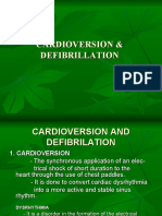 Cardioversion New