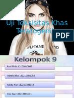 PPT Uji Toksisitas Khas Teratogenik Fix