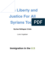Syrian Refugee Crisis (FINAL)