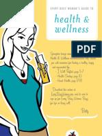 EveryBusyWoman - Health & Wellness 2010