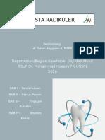 Case Kista Radikuler