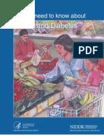 Eating Diabetes