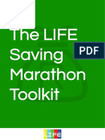 The LIFE 52 Week Saving Marathon Toolkit