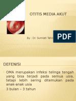 Otitis Media Akut Power Point
