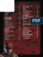 Commandos3 Manual