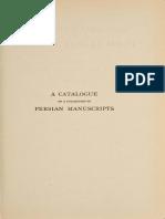 A catalogue of colection de persian manuscripts.pdf
