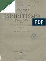 Almanaque Del Espiritismo 1873