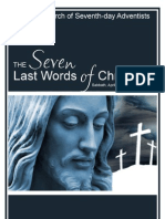 Seven Last Words of Christ Program (2010)