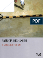 A Merced Del Viento - Patricia Highsmith