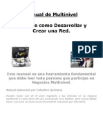 Manual Multinivel En Red