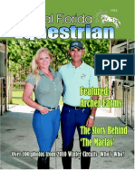Central Florida Equestrian magazine May 2010