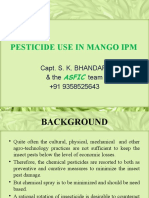 Garden Mango Pests and Control Asfic