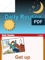 3 Daily Routine
