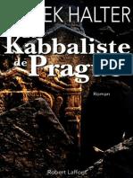Halter,Marek-Le Kabbaliste de Prague