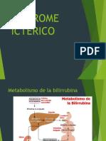 Fisiopatología-ictericia