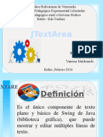 JTextArea modificado 2