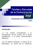 Escuelas de comunicacion de frankfurt a estudios latnoamericanos