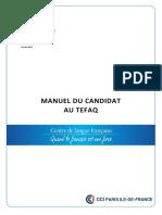 Manuel-candidat TEFAQ 02 2016