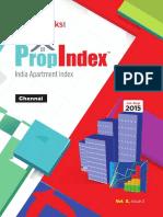 PropIndex Jul Sep 2015(Chennai) Online