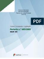 3 Portaria 685_2005