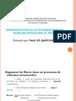 Dynamisation financière