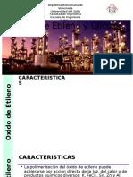 OXIDO DE ETILENO Y GLICOLES