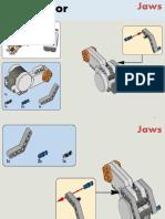 Lego Mindstorm Robogator