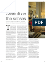 Assualt on the Senses - Destinations of the World, News