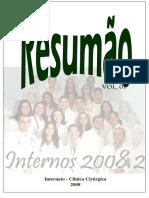 Resumo - Clínica Cirúrgica (Sabiston)