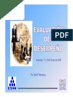 Taller Evaluacion Desempe o Laboral Bogota