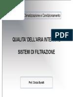 Qualita Aria Sistemi Filtrazione