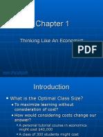 Economic Chapter 1