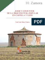 Arquitectura popular de Castilla y León. Zamora