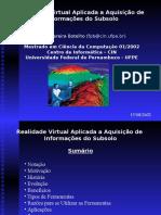Evolução Na Aquisição de Dados Geologicos.ufpe