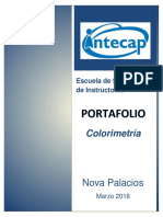 Portafolio de Color, Nova Palacios