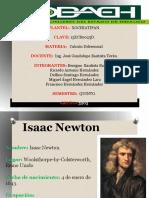 Diapositivas de Newton