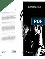 EL PODER, UNA BESTIA MAGNIFICA. Sobre el poder, la prision y la vida. Michel Foucault.PDF