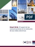 Smart Grid El Papel de Las Comunicaciones en La Redes Electricas