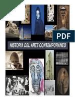 Historia Del Arte Contemporaneo Del Sigloxx