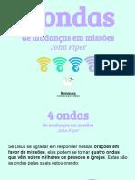 4 Ondas de Mudanças Em Missões - John Piper