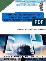 87895835 Epistemologia Tecnologia Diapositivas