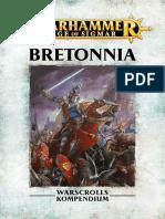 Warhammer Aos Bretonnia (Deutsch PDF)